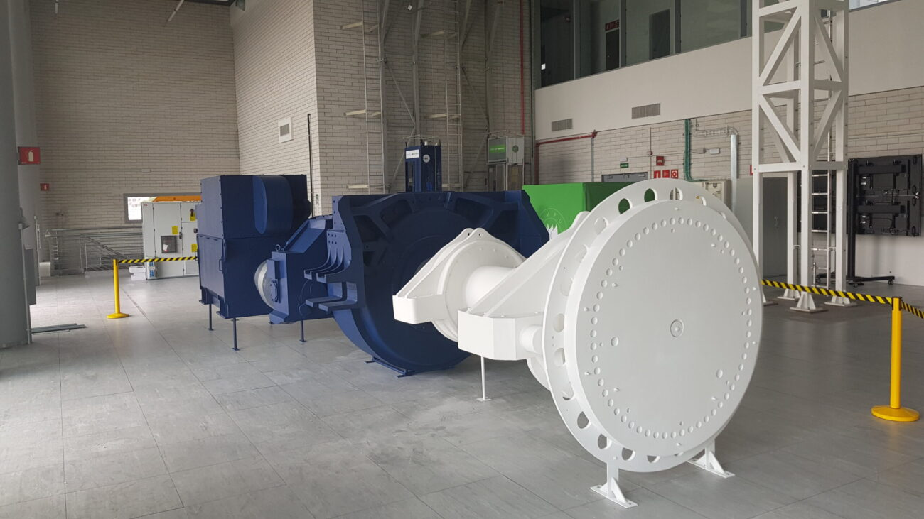 Generador Iberdrola porexpán
