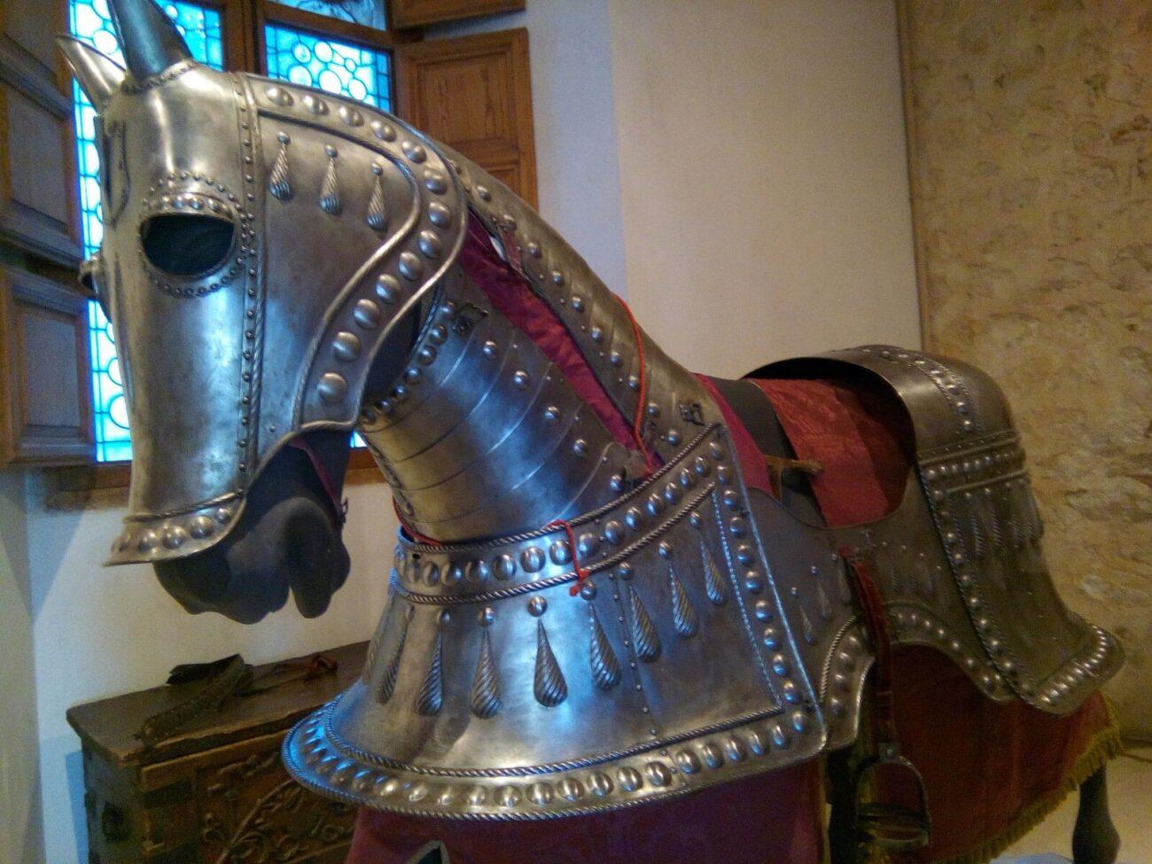 Caballos Alcázar resina