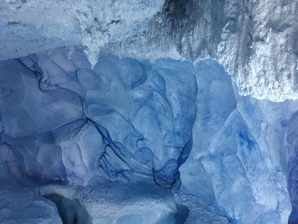 Roca artificial Aquópolis de Mijas