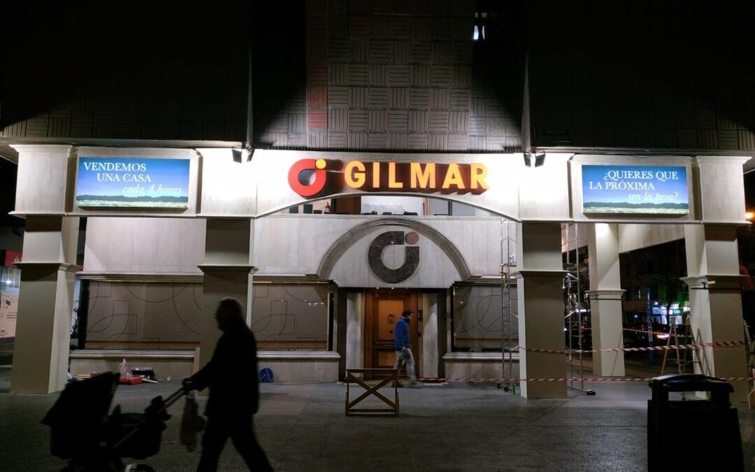 Rótulo Gilmar